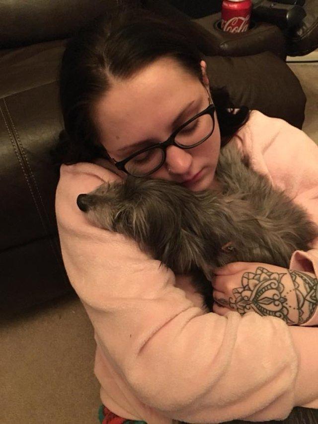 Zaadoptowała psa ze schroniska. Cały czas miała wrażenie, że spotkała go już wcześniej