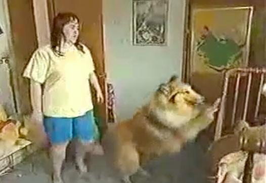 Pies dziwnie na nią szczekał. Gdy się odwróciła, zauważyła, że jej córka ma niebieskie usta