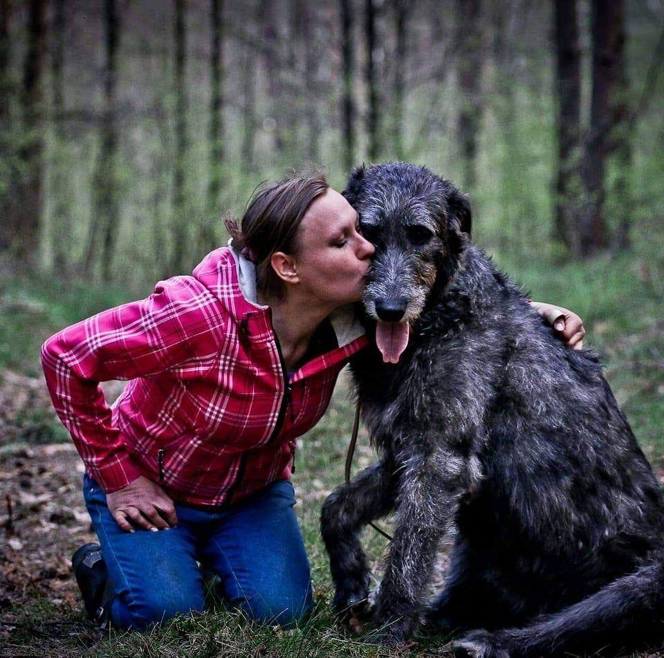 """Stworzyła okno życia dla psów. """"Zamiast wywozić go do lasu, przywieź go do mnie"""""""