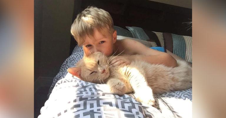 Chłopiec miał wybrać zwierzę ze schroniska. Rodzice byli zaskoczeni jego decyzją