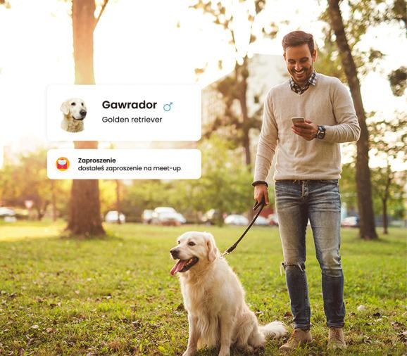 Oto pierwsza na świecie obroża, która dba o zdrowie i bezpieczeństwo Twojego psa!