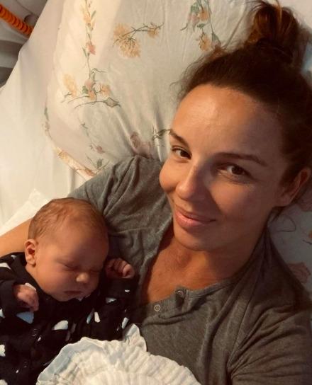 Agnieszka Włodarczyk pokazała swojego synka w niezwykłej chwili. Filmik rozczula do granic